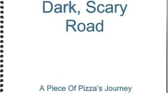 The Long, Curvy, Dark, Scary Road by Emma Rombold
