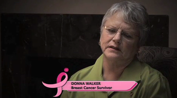 Breast Cancer Survivor – Donna Diagnosis