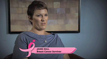 Breast Cancer Survivor – Jaime