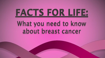 Breast Cancer Educational Video (English)
