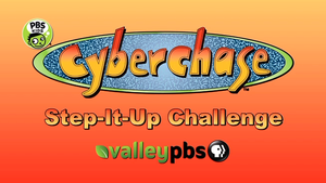 Cyberchase Step-It-Up Challenge