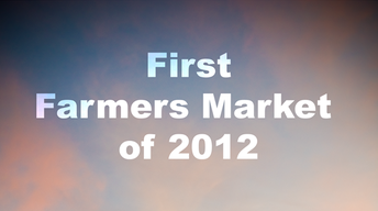 Reedley's First Farmers Market of 2012