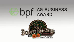 BPF Ag Business Award 2016: Booth Ranches