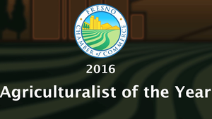 2016 Agriculturalist of the Year: Manuel Cunha
