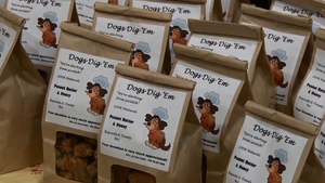 St. Francis Homeless Project – Dogs Dig Em'