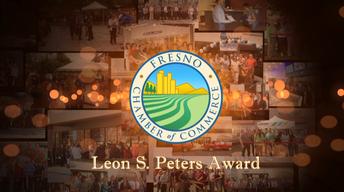 Leon S. Peters Award: Bill Smittcamp