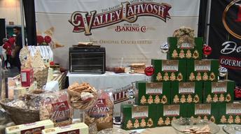 Fresno Food Expo: Valley Lahvosh Baking Co.
