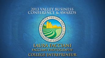 Fresno Chamber College Award