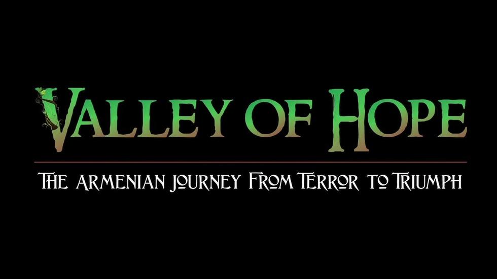 Valley of Hope, The Armenian Journey from Terror to Triumph image