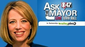 Ask the Mayor:  Live Town Hall