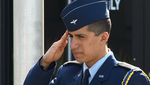 Stories of Service: Fresno State Air Force ROTC
