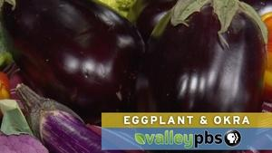 Valley's Gold: Eggplant & Okra