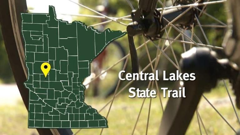 Great Minnesota Parks: Central Lakes Trail