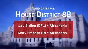 House District 8B