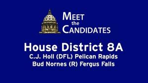House District 8A (2016)