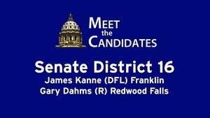 Senate District 16 (2016)