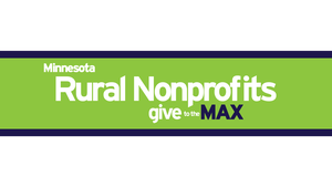 Minnesota Rural Nonprofits Give to the Max