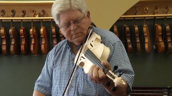 Posters, Violins & Film