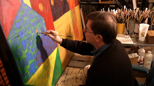Woodcarver, Rural Artist & Mosaics