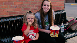 Brulé, Painter, The Popcorn Stand