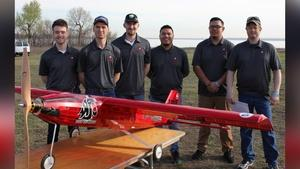 WSU Tri-Cities Remote Airplane