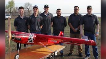 WSU Tri-Cities Remote Airplane