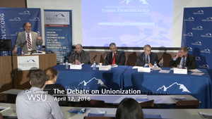 The Debate on Unionization