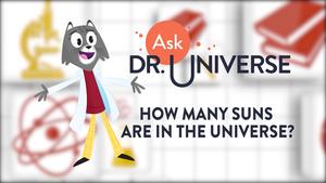 Dr. Universe: Stars