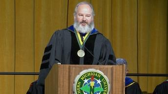 NMU Mid-Year 2017 Commencement