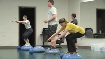 Sarah Thomas, Health & Wellness, Carlos McMath, Keeping Fit