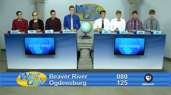 Beaver River vs. Ogdensburg 2017