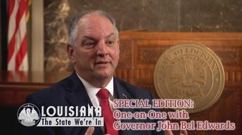 Louisiana: The State We're In - 12/22/17