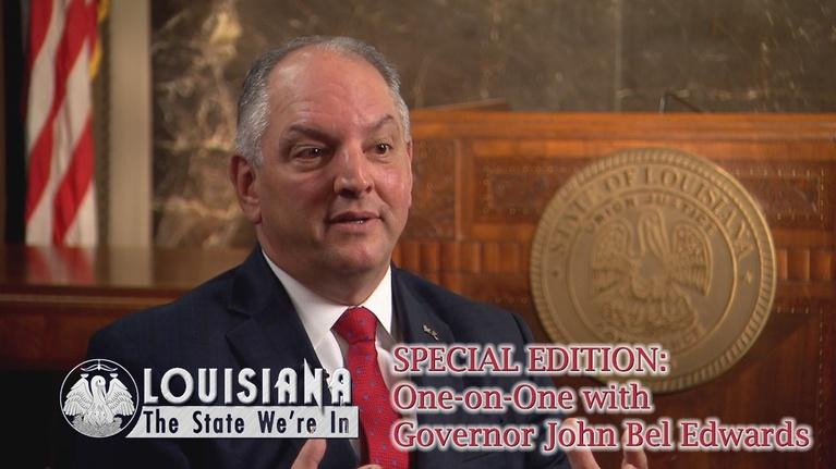 Louisiana: The State We're In: Louisiana: The State We're In - 12/22/17