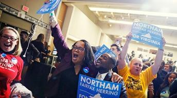 Democrat Northam wins Virginia governor's race