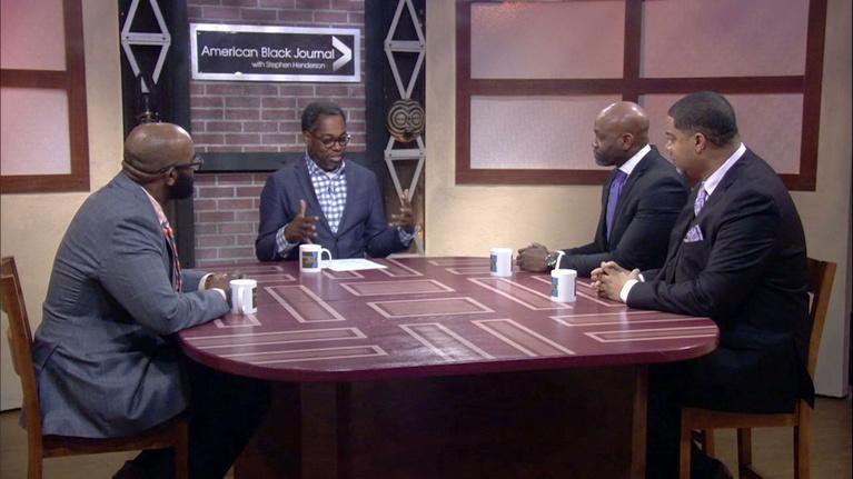 American Black Journal: Black Male Teachers