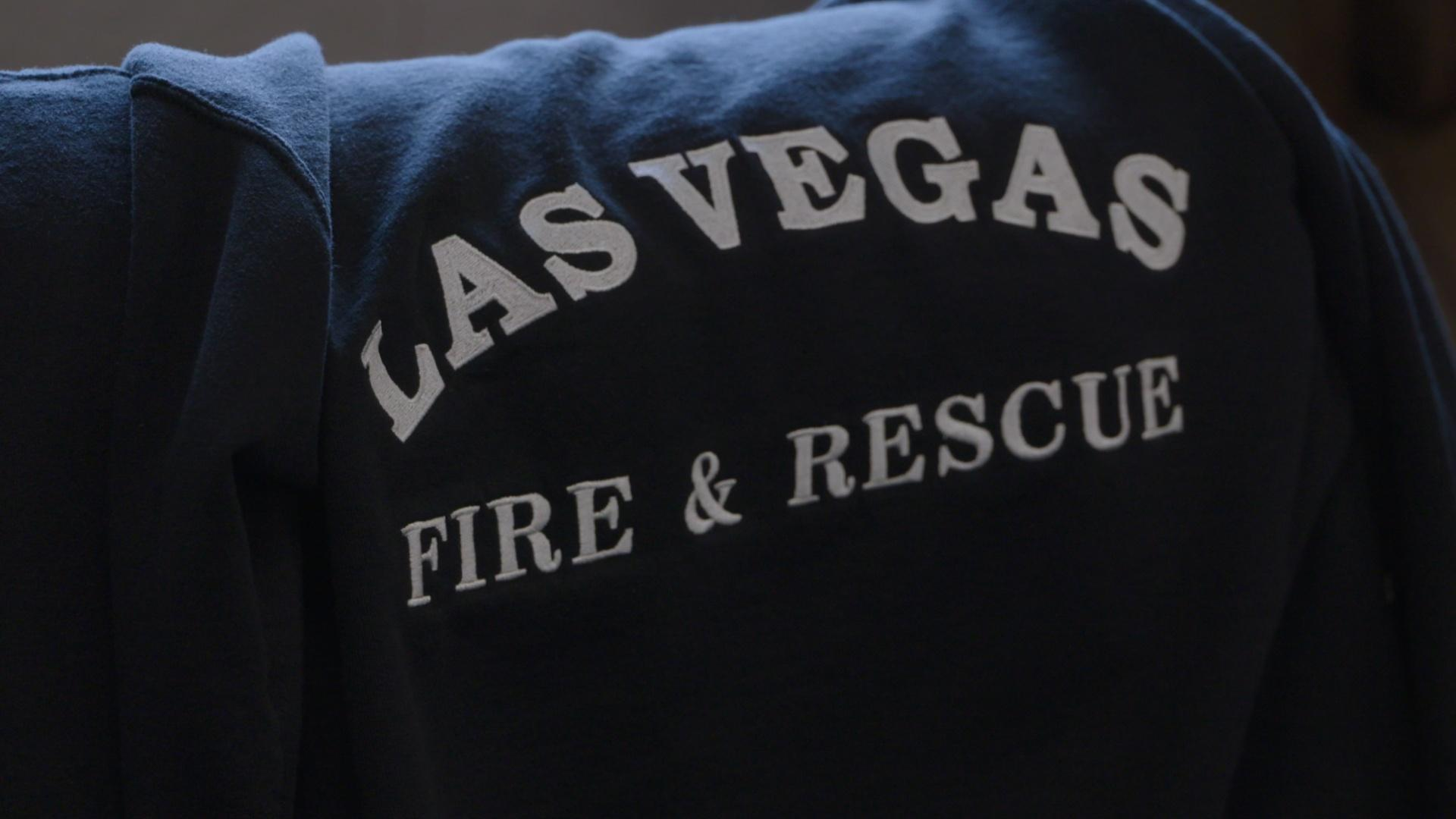Las Vegas Fire and Rescue and LVMPD Police Chapla