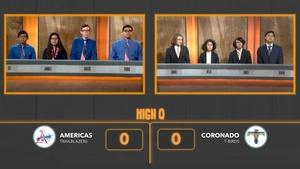 Americas vs. Coronado