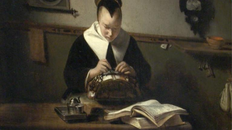 WETA Arts: Vermeer and the Masters of Genre Painting