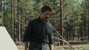 "Christian Bale for ""Hostiles"""