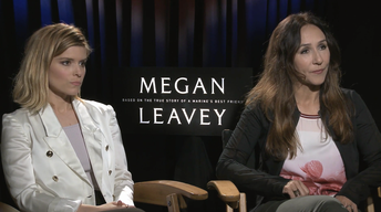 "Kate Mara & Gabriela Cowperthwaite for ""Megan Leavey"""