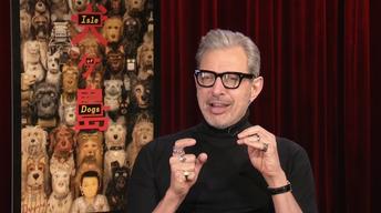 "Jeff Goldblum for ""Isle of Dogs"""
