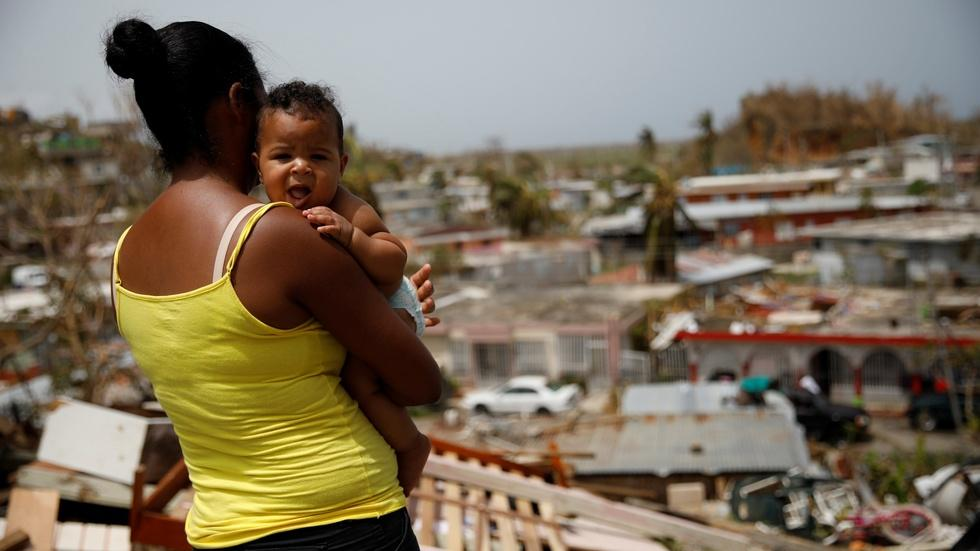 Is the government doing enough to help Puerto Rico? image