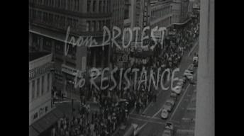 From Protest to Resistance