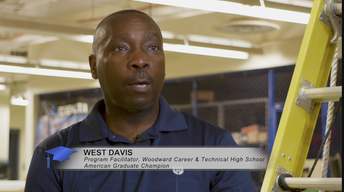 American Graduate Champion - West Davis