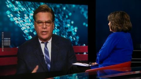 Amanpour on PBS -- Aaron Sorkin and Elizabeth Shackelford