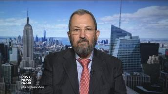 Ehud Barak: Israel waiting for Trump plan for Mideast peace