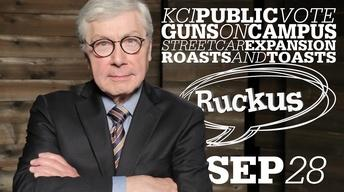 KCI Vote, Guns on Campus, Streetcar Expansion - Sep 28, 2017