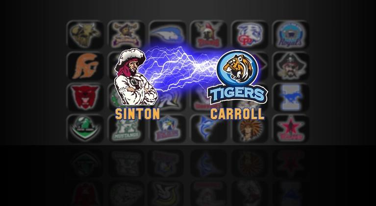 Challenge!: SINTON VS. CARROLL
