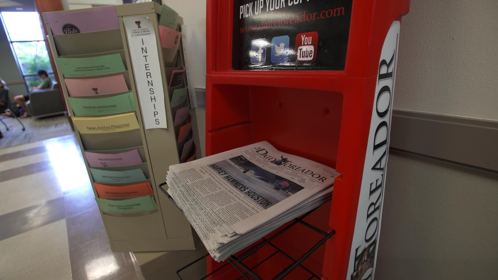Inside the Daily Toreador
