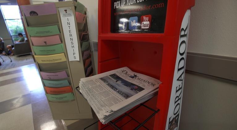 Inside Texas Tech: Inside the Daily Toreador
